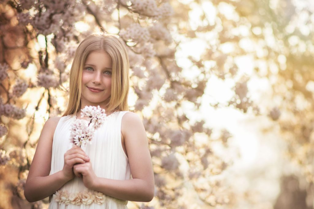 Outdoors children photographer in Poole and Bournemouth