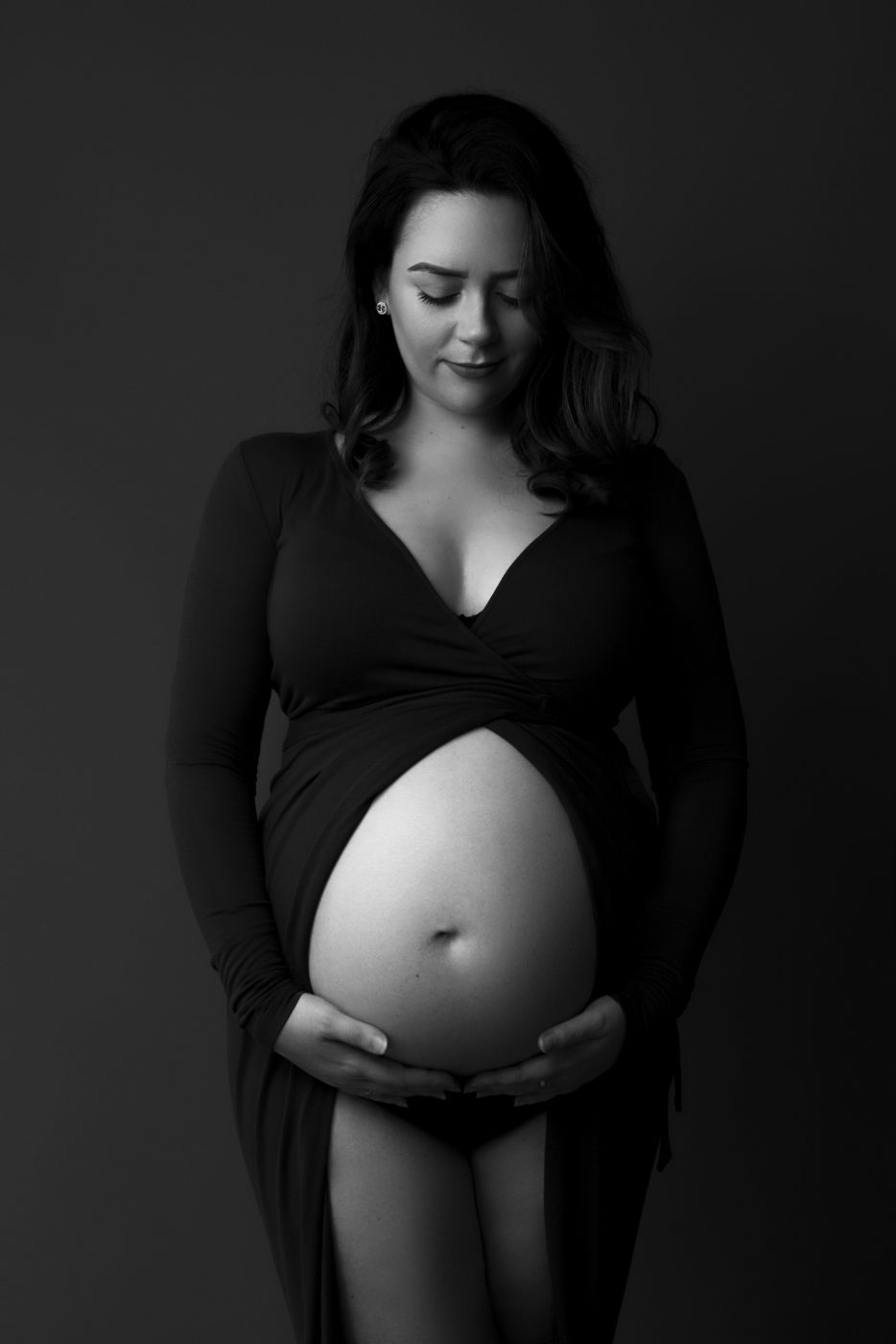 Maternity photography in Dorset